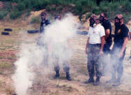Chemical Agent Training